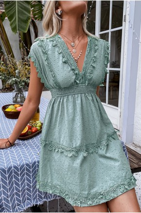 Ally Embroidered Summer Tunic