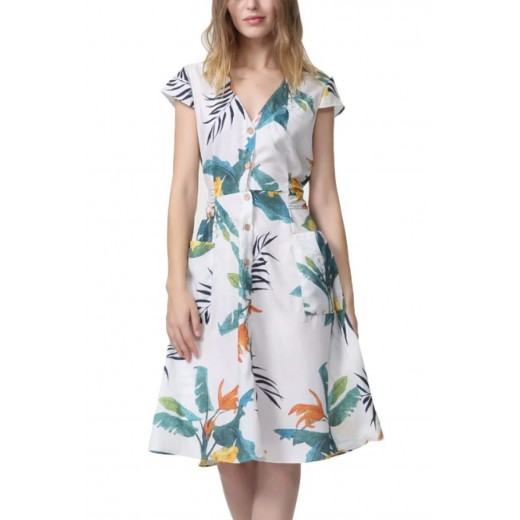 'Tessa' Summer Floral Dress