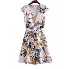'Tessa' Summer Floral Dress