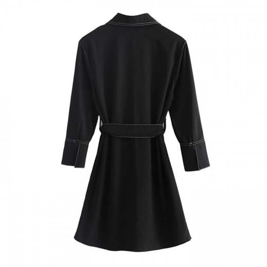 'Renesmee' Buttons Shirt Dress