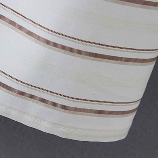 'Hannah' Loose Striped Midi Dress