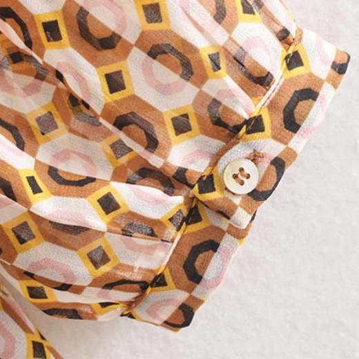 'Piper' Stylish Vintage Midi Dress
