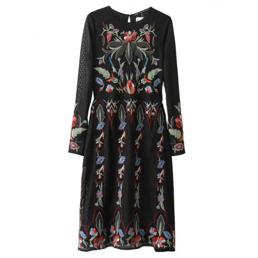 Anastasia Bohemian Dress