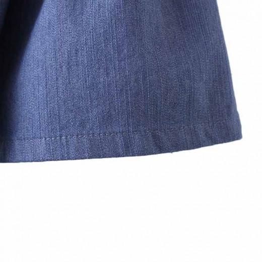Flare Sleeve Oversized Tunic