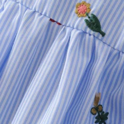 'Fleur' Petite Flower Sundress