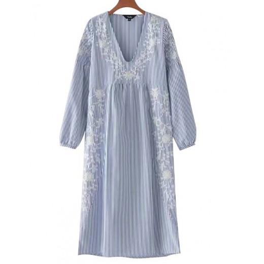 'Tanisha' Vintage Floral Summer Dress