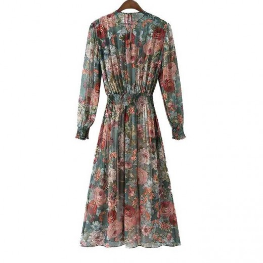 'Blossom' Floral Vintage Dress
