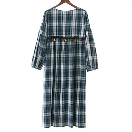 'Ashtyn' Tassels Bohemian Long Dress