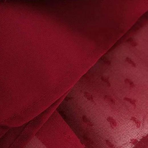'Evita' Sequined Vintage Floral Dress