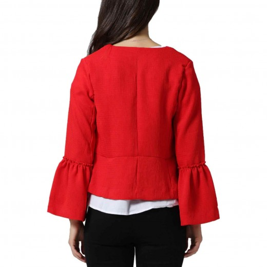'Michelle' Flared Sleeve Jacket
