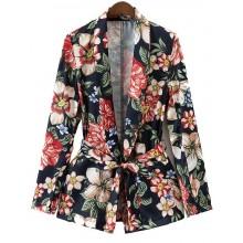 'Imelda' Floral Print Blazer