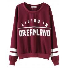 Living in Dreamland Sweatshirt