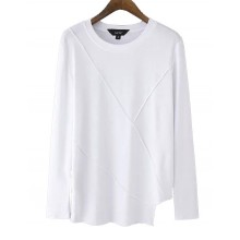 'Freya' Long Sleeves Basic T-shirt