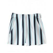 Classy Vertical Striped Shorts