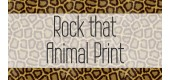 Rock That Animal Print