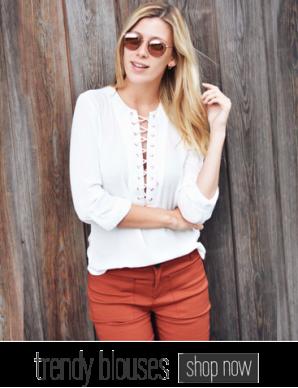 trendy blouses