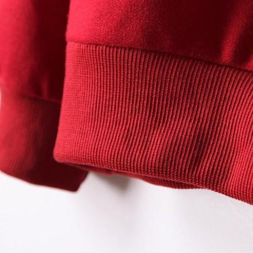 LA Letters Red Sweatshirt